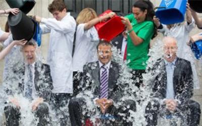 MND/ALS Ice Bucket Challenge – Take 2!