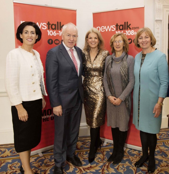 Oireachtas Fashion Show Press Launch 01.12.2015