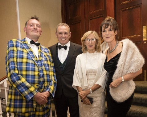 Gala Dinner in Support of Motor Neurone Disease Research 2019 raises €30,000!