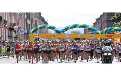 2014 Flora Women's Mini Marathon