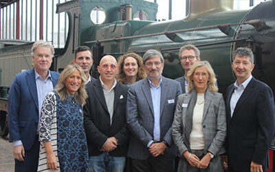 Launch of TRICALS Consortium at the Railway Museum, Utrecht 2019