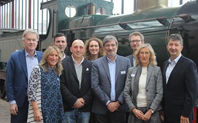 Launch of TRICALS Consortium at the Railway Museum, Utrecht 2019