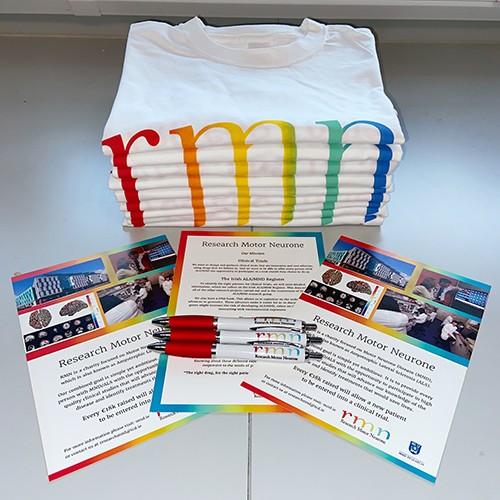 rmn-tshirtsleaflets-pens